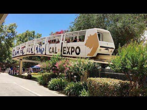 Cal Expo Monorail