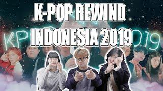 Download lagu [KOREA REAKSI] K-POP REWIND INDONESIA 2019