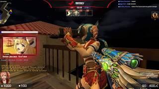 CSNZ - Random Weapon Zombie Hero Gameplay - Counter-Strike Nexon: Zombies