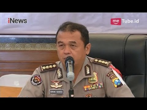 Polda Jatim: Petugas Kembali Berhasil Tangkap 3 Terduga Teroris di Malang - Special Report 15/05