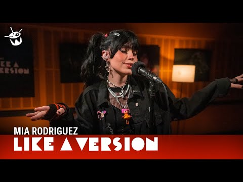 Mia Rodriguez - 'Psycho' (live for Like A Version) thumbnail
