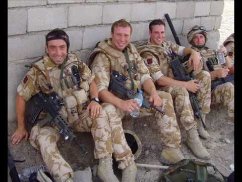 Royal Engineers Sappers Search Troop eod Iraq Op Telic 11.wmv