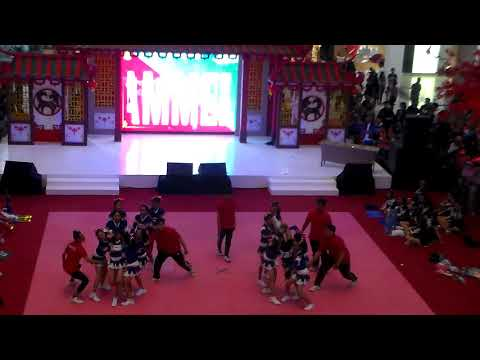 Imlek 2018 Cheers Dance Competition Ambarukmo Plaza Yogyakarta- HAMMER
