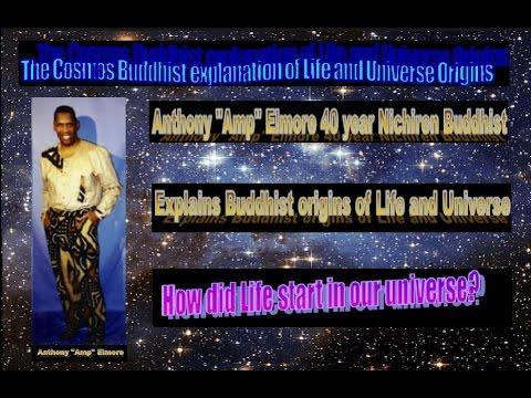 Buddhist Cosmology origin of life & Universe by Anthony Amp Elmore