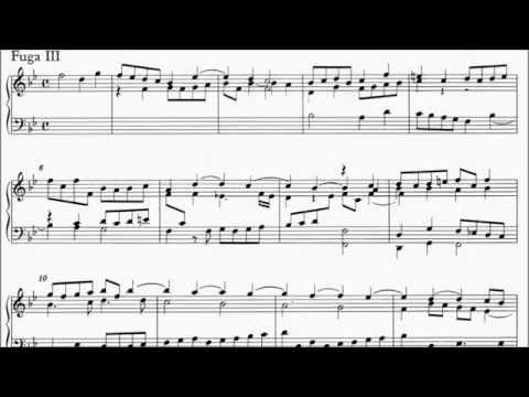 ABRSM Piano 2017-2018 Grade 8 A:2 A2 Handel Fugue in Bb HWV 607 Sheet Music
