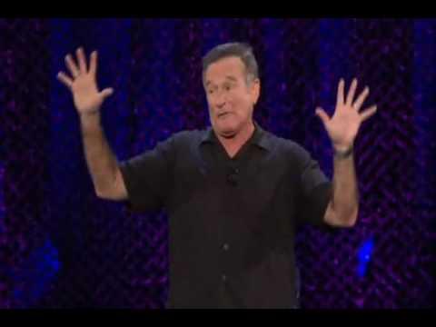 Robin Williams on Jack