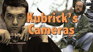 The Kubrick Files Ep. 3 - Kubrick's Cameras