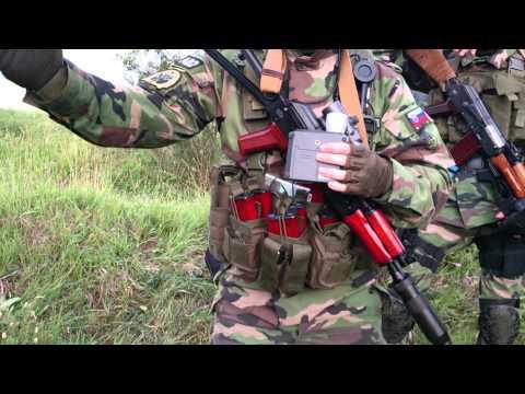 Ukazka Airsoftovych zbrani PSI teamu - 12.7.2014