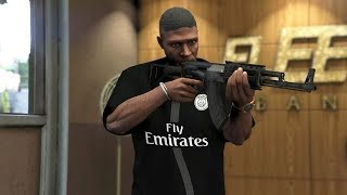 GTA 5 FRANCE - MAILLOT PARIS EN T MAX - COURSE POURSUITE ENERVER