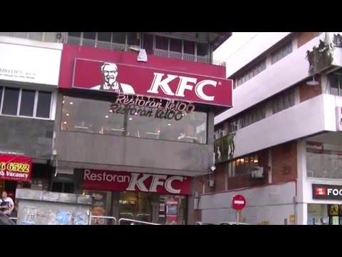 Buying KFC and Walking Around SS2 Petaling Jaya