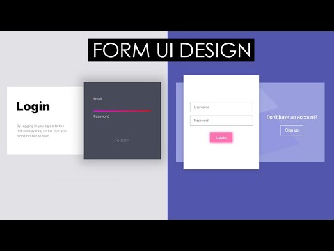 Amazing Form UI Design You Must See | Web Design Inspirations