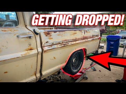SLAMMING My F100 For UNDER $100! Part 2: C-Notching the Frame
