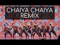Kruti dancers jam to Chaiya Chaiya by Shankar Tucker, Vidya Vox and Sam Tsui