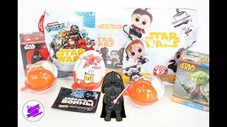 Звёздные войны Микс. Star Wars mix surprise. Микс сюрпризов по Звездным войнам.