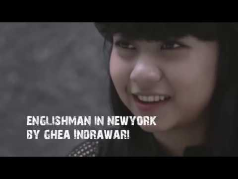 ENGLISHMAN IN NEW YORK(cover) || GHEA INDRAWARI INDONESIAN IDOL 2018