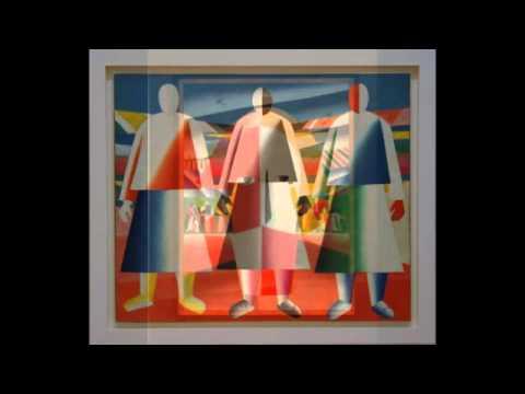 Kazimir Malevich: A Visionary's Tragic Journey.m4v