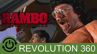 Rambo Introductory Gameplay Xbox 360
