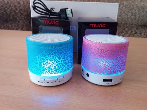 Glow Bluetooth speaker from China with AliExpress.Browse LED Bluetooth speakers, Mp3, Bluetooth, FM
