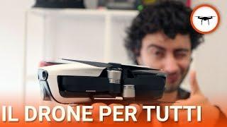 Recensione DJI MAVIC AIR: il drone che fa tremare tutti gli altri