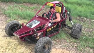 First run after new motor gsxr1000 piranah buggy