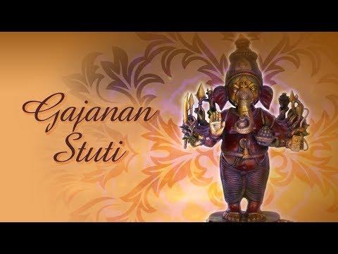 Gajanan Stuti   Suresh Wadkar   Aadi Pujya   Times Music Spiritual