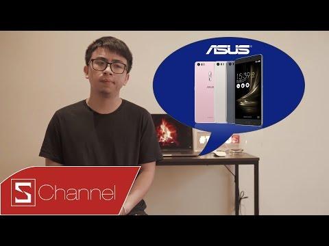 Schannel - Asus Zenfone 3: Cú ngã #SML của một hãng smartphone mới nổi!