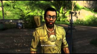 Far Cry 3 Gameplay Xbox 360 - First footage of an open world