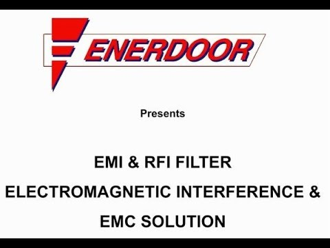 EMI-RFI Filters and CE Testing