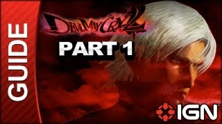 Devil May Cry 2 HD - Mission 1 - Walkthrough