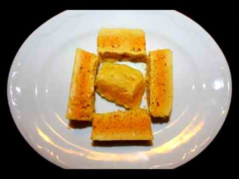 Mysore Pak Recipe Video  Indian Sweet Recipes by Bhavna