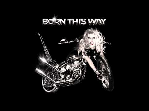 03 Lady Gaga - Government Hooker - Born This Way (Album 2011) HD