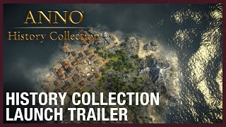 Anno History Collection: Launch Trailer | Ubisoft [NA]