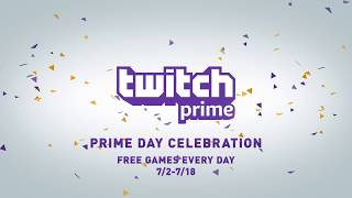 twitch prime - prime day fun times
