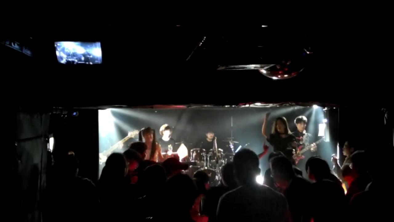 明根凜-AkaneRin-2017.12.12 渋谷club乙 BAND出演 - YouTube