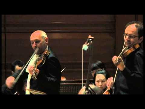 Corelli:ConcertoGrossoOp6-1,3&4 movement,Enrico Onofri/Cipango Consort