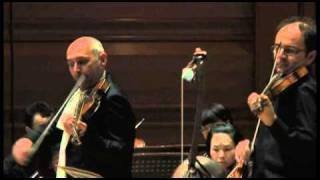 Corelli:ConcertoGrossoOp6-1,3&4 movement,Enrico Onofri / Cipango Consort