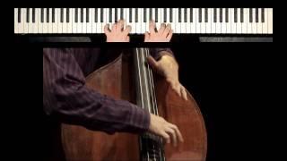La Leçon de Jazz sur Oscar Peterson - Sax No End - Antoine Hervé trio jazz