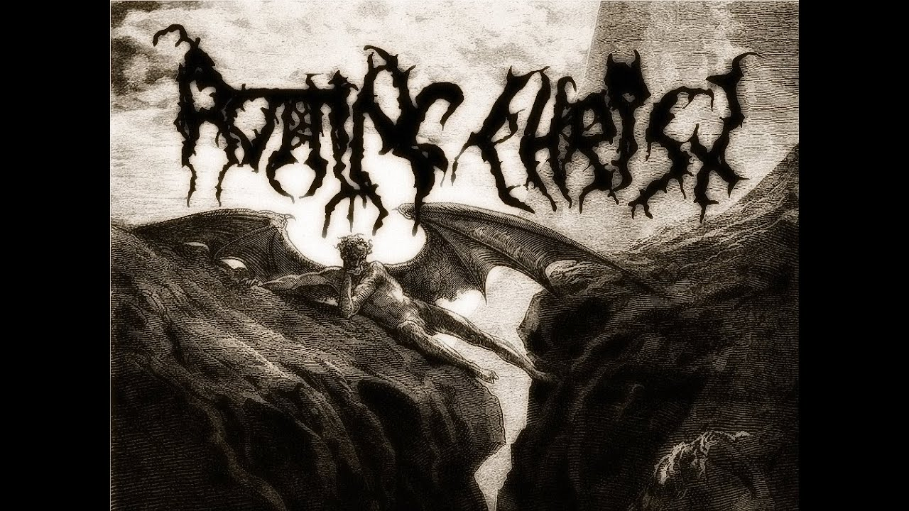 Rotting Christ Image: Rotting Christ ΧΞΣ Drawing