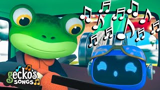 The Rescue Song|Gecko's Garage|Trucks For Kids|Song For Toddlers|Educational Videos For Toddlers