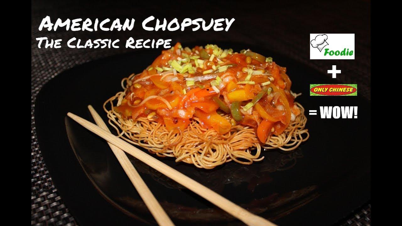 recipe: jain american chopsuey recipe [32]