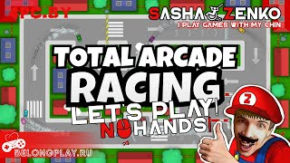 Total Arcade Racing Gameplay (Chin & Mouse Only)