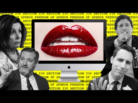 Politicians Want to Destroy Section 230, the Internet's First Amendment