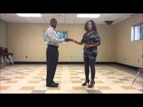 www.LetStep.com - LEARN HOW TO CHICAGO STEP | 6-Ct - Week 3 Video Trailer