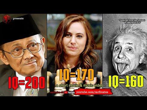 Gak Nyangka ! Ternyata IQ BJ Habibie Kalahkan Albert Einstein, 8 Manusia Paling Jenius Di Dunia