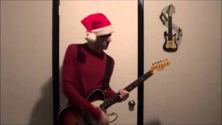 Relient K - We Wish You A Merry Christmas guitar cover