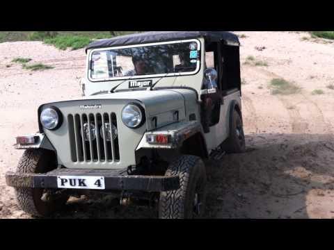 Mahindra Major Modified To Jeep Wranglar Doovi
