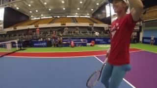 Теннис со звездой: Мартина Хингис