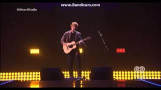 Ed Sheeran live at iHeartRadio Music Festival 2014