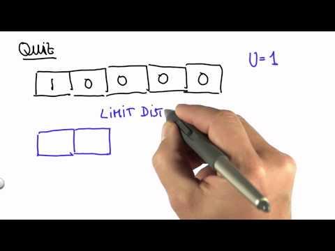 Limit Distribution Quiz - Artificial Intelligence for Robotics