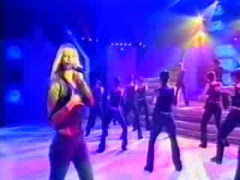 Delta Goodrem - Born To Try/I Don't Care Medley 2002